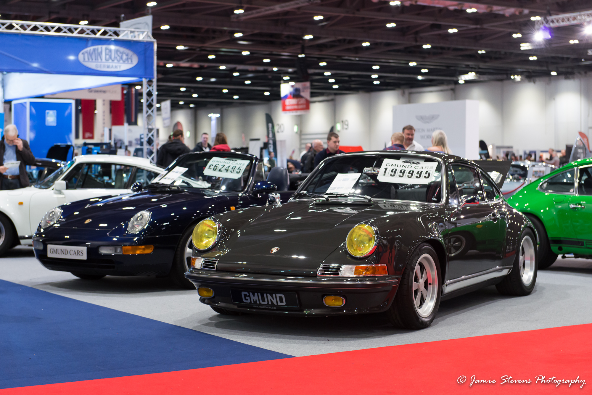 London Classic Car Show OhSoRetro Events - London classic car show